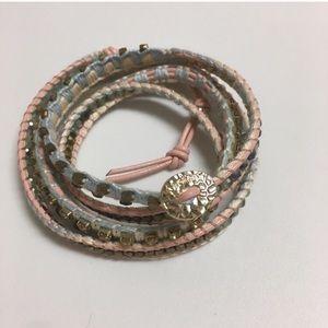 Nakamol wrap bracelet. Never worn.